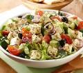 Griechischer Hirtenkäse-Salat