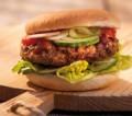 Honig-Barbecue-Burger